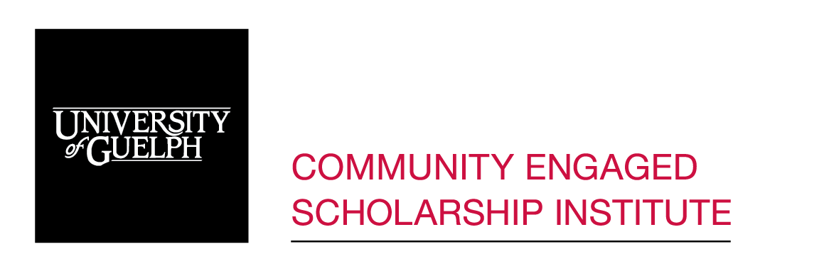 Logo for Community Engaged Scholarship Institute